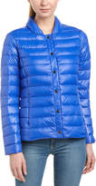 Via Spiga Packable Quilted Jacket
