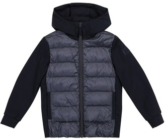 Il Gufo Quilted down jacket