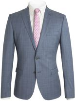 Ben Sherman Airforce Blue Summer Check Jacket