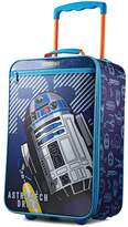 American Tourister Star Wars R2-D2 18-Inch Wheeled Luggage by