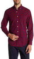 J.Crew Factory J. Crew Factory Washed Gingham Regular Fit Shirt