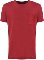 OSKLEN pocket t-shirt - men - Cotton/Polyester - P