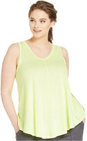 Calvin Klein Plus Size Relaxed-Fit Tank Top