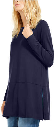Eileen Fisher Boat-Neck Tunic