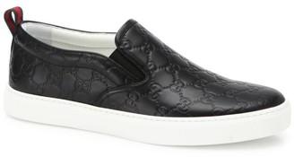 Gucci Signature Slip-On Sneaker