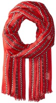 Tory Burch Gemini Link Rope Oblong Scarves