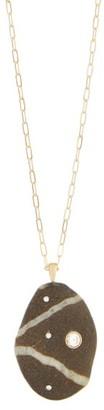 Cvc Stones Spectacular Diamond & 18kt Gold Necklace - Womens - Gold