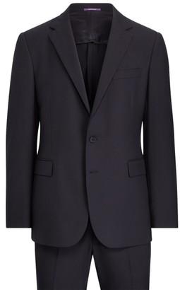 Ralph Lauren RLX Gregory Wool Twill Suit
