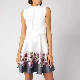Ted Baker Women's Janyis Neopolitan Skater Dress