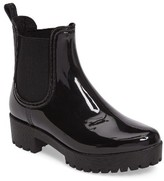 Jeffrey Campbell Women's Cloudy Chelsea Rain Boot