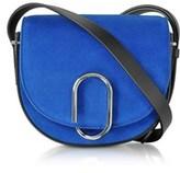 3.1 Phillip Lim Women's Blue Leather Shoulder Bag.