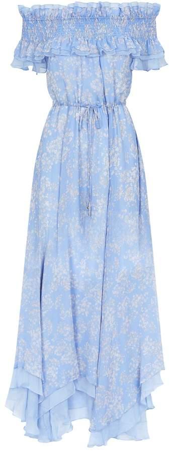 Shona Joy Emilia Off-the-Shoulder Maxi Dress