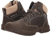 Caterpillar Tess Steel Toe (Dark Gull Grey) Women's Work Lace-up Boots