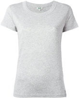 Kenzo ribbed round neck T-shirt