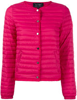 Armani Jeans padded jacket - women - Polyamide/Duck Feathers - 38