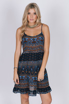 Raga Midnight Blues Strappy Dress