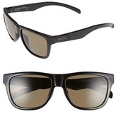 Smith Optics Women's 'Lowdown Slim' 53Mm Sunglasses - Black/ Polarized Grey Green