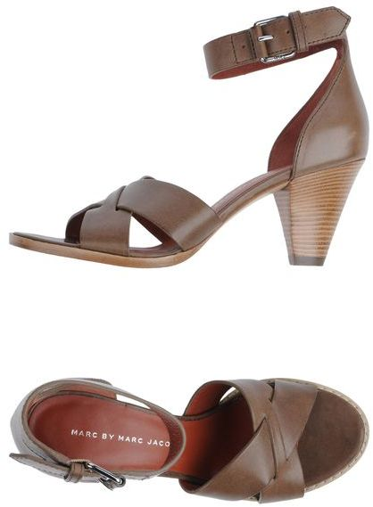 Marc by Marc Jacobs High-heeled sandals