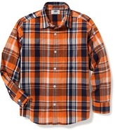 Old Navy Classic Plaid Shirt for Boys