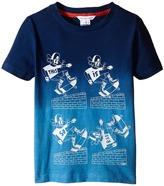 Little Marc Jacobs Jersey Tee Shirt Dip Dye (Toddler/Little Kids)
