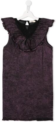 Andorine Ruffled Style Dress