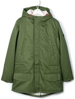 Finger In The Nose 'Halifax' military parka