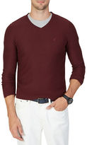 Nautica Classic V-Neck Sweater