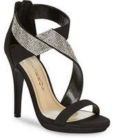 Caparros Fantastic Embellished Platform Heels