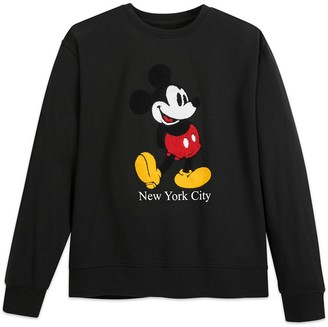 Disney Mickey Mouse Classic Sweatshirt for Adults New York City