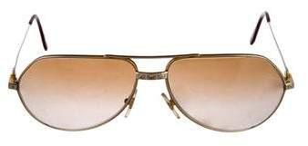 Cartier Vendome Santos Aviator Sunglasses
