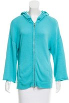 Magaschoni Lightweight Zip-Up Jacket
