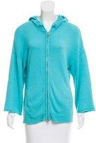 Magaschoni Lightweight Zip-Up Jacket