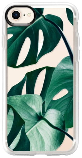 Casetify Monstera iPhone 6/6S/7/8 and 6/6S/7/8 Plus Case
