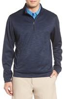 Cutter & Buck Men's Session Quarter Zip Sweater