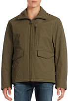 Marc New York Insulated Soft Shell Rain Jacket
