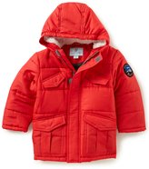 Class Club Little Boys 2T-7 Hooded Puffer Parka Jacket