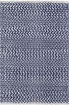 Dash & Albert Herringbone Rug - Indigo - 183x274cm