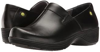 Dansko Coral (Black Leather) Women's Shoes