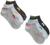 Under Armour Women's 6-Pk. Liner No Show Socks