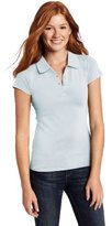 Southpole Juniors' Basic Solid Polo Shirt