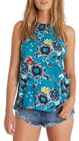 Billabong Women's Be My Light Print Tank