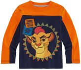 DISNEY BY OKIE DOKIE Okie Dokie Long-Sleeve Lion Guard Tee - Toddler Boys 2t-5t