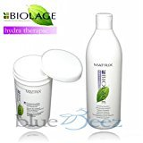Matrix Biolage Hydratherapy Duo 33oz Shampoo, 16.9oz Conditioning Balm