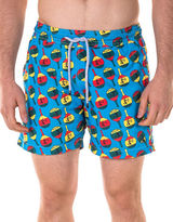 Spenglish Paddle Swim Trunks
