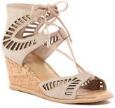 Dolce Vita Lina Lace Wedge Sandal