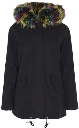 Brave Soul Ladie's Jacket PANTHERMUL Black UK 10