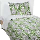 DwellStudio Twin Duvet Set- Tiger Block