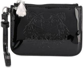 Kenzo Tiger embossed wallet