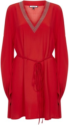 Fisico Dresses Red