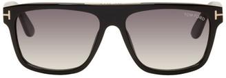 Tom Ford Black Square Sunglasses